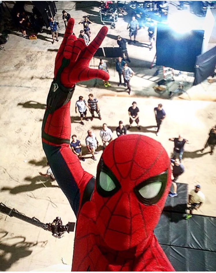 la-selfie-de-spiderman