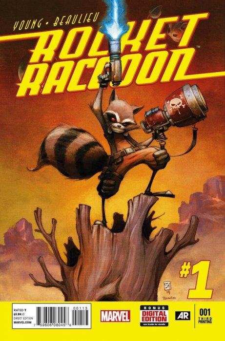 top-5-comics-infaltables-de-guardians-of-the-galaxy-en-tu-coleccion-rocket-racoon