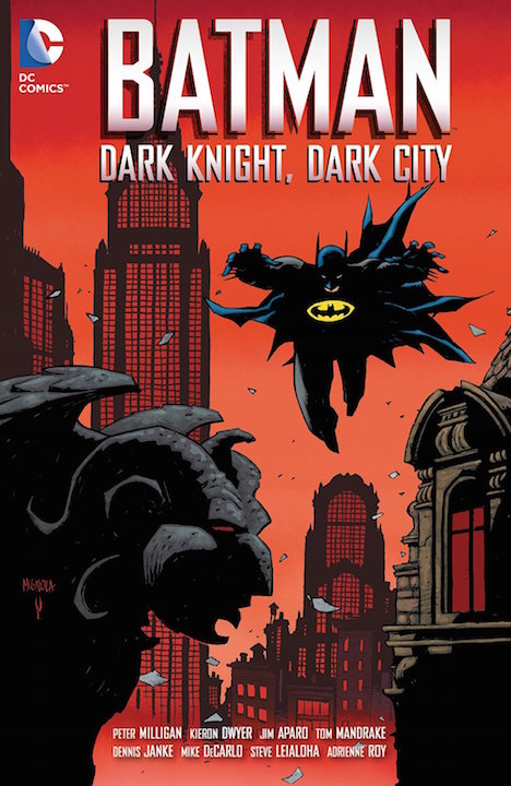 Dark Knight, Dark City
